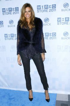Kelly Bensimon Photos - Kelly Bensimon attends the 2011 Wired Store opening night party on November 2011 in New York City. Kelly Bensimon, Opening Night, Bohemian Style, Chic, Store, Party, Photos, Fashion, Winter