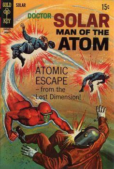 Doctor Solar, Man of the Atom 26