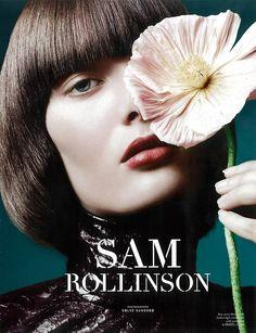 Adore flower girl  @SamRollinson ...