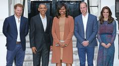 Prince Harry and the Obamas Got in a Twitter Fight on Friday: Prince Harry issued a challenge to the Obamas at the Invictus Games on May 8th. The Obamas have promptly accepted the challenge.