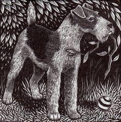 Fox Terrier, Rosamund Fowler