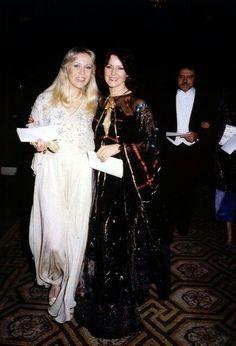 Abba Agnetha and Frida 1979