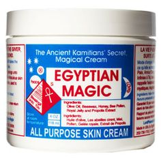 """""""Egyptian Magic! One container lasts forever, and it can be used everywhere on your body — hands, face, hair — as a daily moisturizer, wound healer, or lip balm.""""- Stylist Rachel Zoe"""