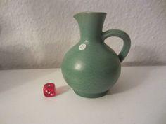 Anton Lang - formschöne kleine Krugvase - Art Deco - signiert - Keramik Vase Keramik Vase, Anton, Form, Art Deco, Home Decor, Arts And Crafts, Nice Asses, Decoration Home, Room Decor