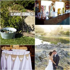 Decoration Rustic Wedding Decor | Country California Wedding: Lea + Justin