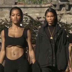 Pretty Black Girls, Beautiful Black Women, Beautiful People, 90s Fashion, Fashion Outfits, Celebrities Fashion, Dope Outfits, Fasion, Prada