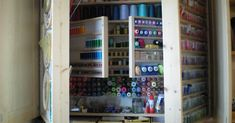 Could make something like this for jewelry storage??