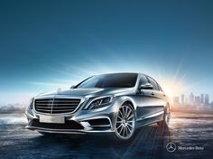 The New 2014 Mercedes Benz S Class