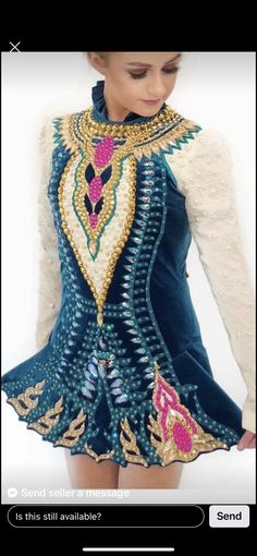 Irish Dance, Dance Dresses, Cover Up, Life, Fashion, Moda, Fashion Styles, Fashion Illustrations