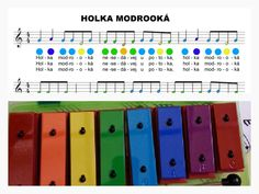 Education Templates, Piano Sheet Music, Kids Songs, Montessori, Activities, Retro, School, Creative, Percussion