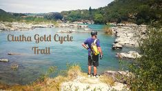 We are so spoilt for choice when it comes to cycle trails throughout New Zealand. The Clutha Gold Trail is one such trail that has been on our radar for a wh. South Island, New Zealand, Trail, Things To Come, Gold, Life, Instagram, Yellow