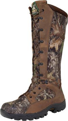 #1570 Rocky ProLight Waterproof Snake Boots