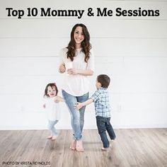 Need inspiration for Mommy & Me Photo Sessions?  Find 10 cute ideas here:  http://www.magazinemama.com/blogs/editors-blog/19390724-mommy-and-me-photo-sessions