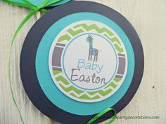 Baby Shower Table De
