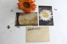 Vintage inspired Beatles inspired postcard set  by archivioGotico, €6.00