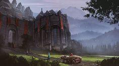 Arrival - Archmage Rises by RogierB.deviantart.com on @DeviantArt