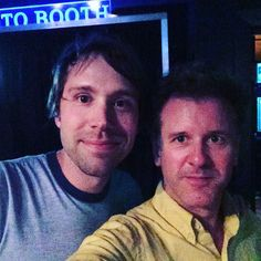 To booth or not to booth. We don't need no stinking booth. #tbt September rocking the #WestCoast w this guy @mikekrol and his fantastic band of #Turkeys by macsuperchunk