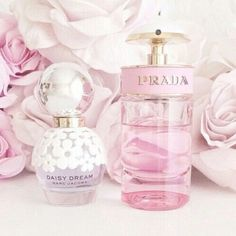 Prada, pink, and perfume image Perfume Chanel, Deco Rose, Prada Candy, Dolce E Gabbana, Just Girly Things, Perfume Collection, Everything Pink, Smell Good, Pretty In Pink