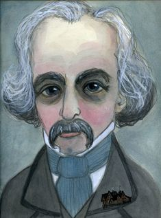 dark romanticism in the birthmark a short story by nathaniel hawthorne Everything you need to know about the genre of nathaniel hawthorne's the   think of it as a hybrid between romanticism and gothic fiction it's just that, while .
