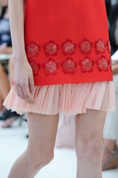 Delpozo at New York Spring 2015 (Details)