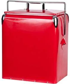 Buy Coastal Metal Coolbox - Red at Argos.co.uk, visit Argos.co.uk to shop online for Cool boxes