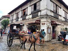#Vigan Ilocos Sur #Philippines http://ift.tt/2sXpOQq