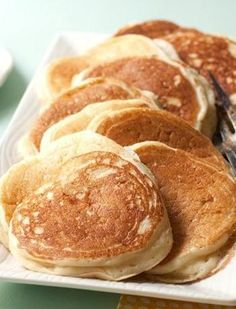 Whip up a stack of quick and easy protein-packed pancakes!