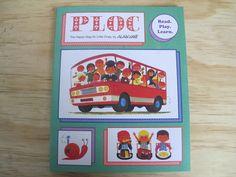 Cool preschool magazine illustrated by Alain Gree