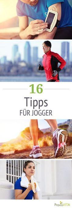 Ist Jogging eigentlich für jeden geeignet? Wie ernähren sich Läufer richtig und was sollten Anfänger beachten?