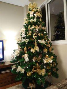 Minha árvore de Natal 2016