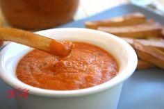 Испанский,острый соус из помидоров к картофелю и мясу-Salsa