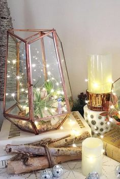 Starry Copper Wire Battery String Lights, $22 for three strings