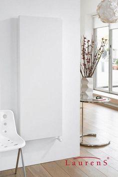 Badkamerradiatoren Designradiatoren Gietijzeren radiatoren Kranen – Verticale woonkamer radiator Stella Planix