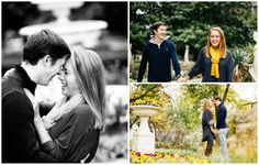 Belmont University // Fall Engagement featuring Jessica and Channing #fallengagement #belmont #university #belmontmansion #rusticengagement #highschool #sweethearts #GillespieTogether