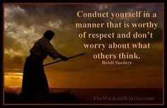 Martial arts quotes