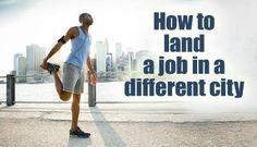 How to land a job in a different city | Kathy Bernard | LinkedIn