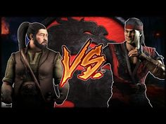 Bo' Rai Cho Vs. Liu Kang   Mortal Kombat X Gameplay - YouTube