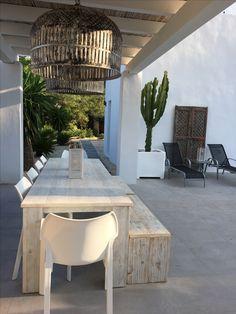 Preciosa Villa en el Portet de Moraira,  Ibiza style house