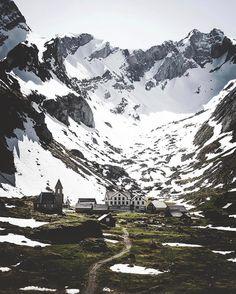 "9,347 Likes, 72 Comments - Visit Switzerland  (@visitswitzerland) on Instagram: ""Meglisalp with its legendary guest house. By @silvan_widmer ⠀ #visitswitzerland"""
