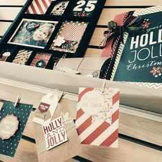 Holiday projects using our new DIY Christmas collection!