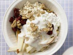 Rezept: Haferflocken-Frühstück