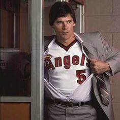 Los Angeles Angels of Anaheim 22 hrs · . Lesson from Brian Downing: always be prepared, always stay classy. Angels Baseball, Chicago White Sox, Polo Ralph Lauren, Sports, California, Mens Tops, Angles, Stay Classy, Major League