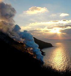 Stromboli / Isole Eolie / Sicilia / Italia, province of Messina