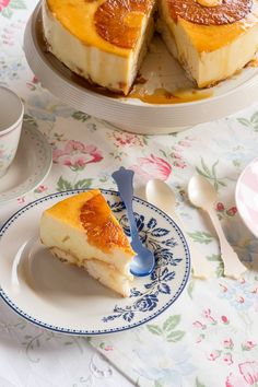 Tarta de piña sin horno | Pineapple pie (no baked)