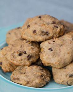 Desserts With Biscuits, Cookie Desserts, Healthy Desserts, Just Desserts, Cookie Recipes, Delicious Desserts, Dessert Recipes, Yummy Food, Desserts With Bananas