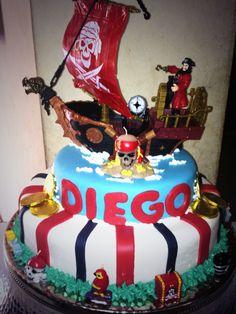 Cake pirata