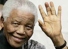 Chatter Busy: Nelson Mandela's Death: Celebrities React - He was an amazing man who stood for peace and fairness.
