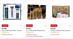 Target: $20 off every $100 - today only + Beauty gift kits b1g1 50% off