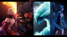 Dota 2 Wallpaper Background Computers 1080p HD Wallpaper : New Game photos