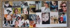 Family Photo Album design tips - maintaining a clean design